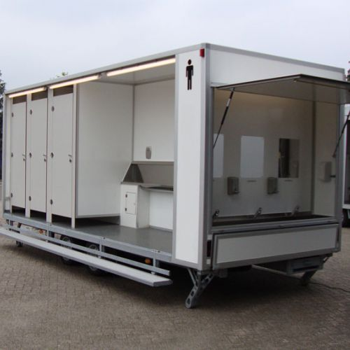 toiletwagen type 3 (9 klepper)